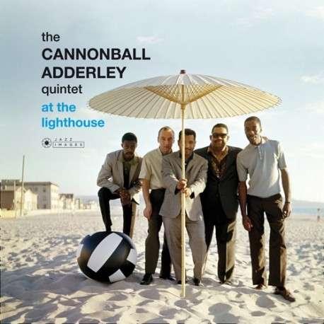 Vinyl ADDERLEY, CANNONBALL -QUINTET- - AT THE LIGHTHOUSE