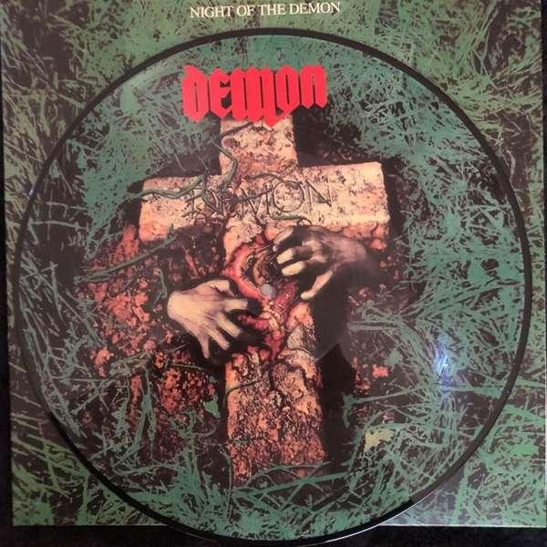 CD DEMON - NIGHT OF THE DEMON