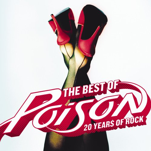 Poison - CD BEST PF:20 YEARS OF ROCK