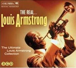 CD Armstrong, Louis - Real... Louis Armstrong