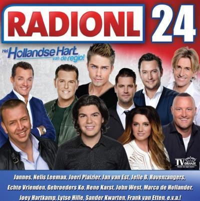 CD V/A - RADIO NL 24