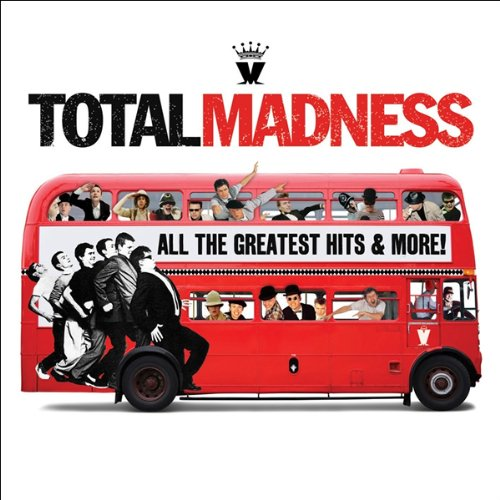 MADNESS - CD TOTAL MADNESS