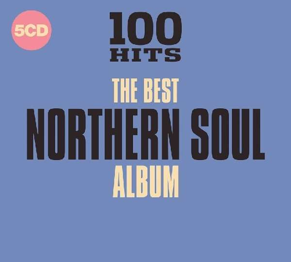 CD V/A - 100 HITS - THE BEST NORTHERN SOUL ALBUM
