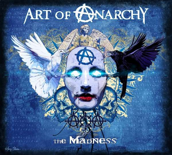 CD ART OF ANARCHY - The Madness
