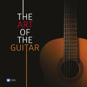 CD VARIOUS ARTISTS - THE ART OF THE GUITAR