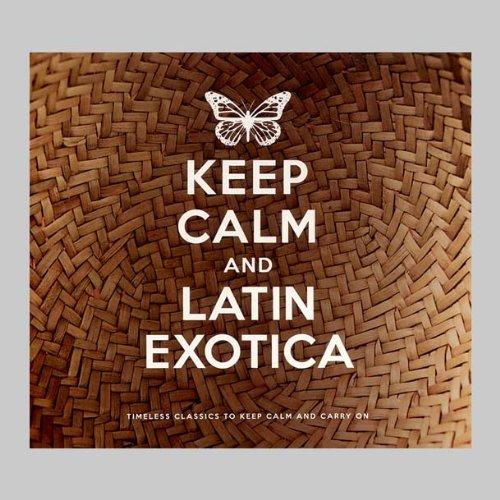 CD V/A - KEEP CALM AND LATIN EXOTICA
