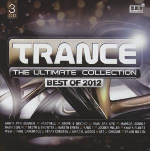 CD V/A - TRANCE - THE ULTIMATE COLLECTION - BEST OF 2012