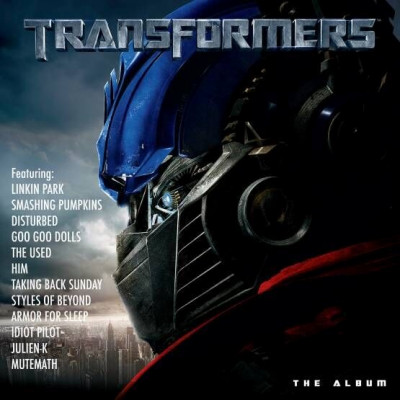 OST - Vinyl RSD - TRANSFORMERS - THE ALBUM