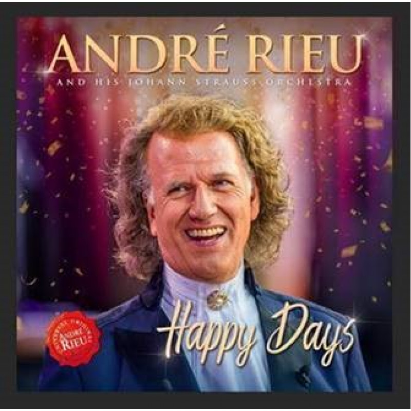 CD RIEU ANDRE - HAPPY DAYS/DVD/DELUXE