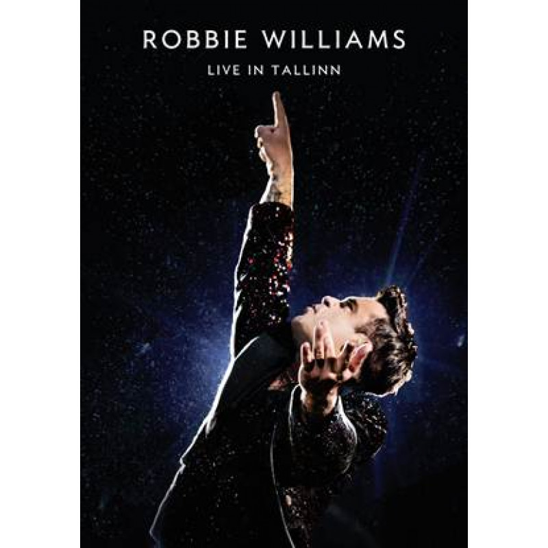 Blu-ray WILLIAMS ROBBIE - LIVE IN TALLINN