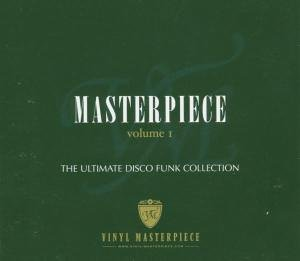 CD V/A - MASTERPIECE VOL.1