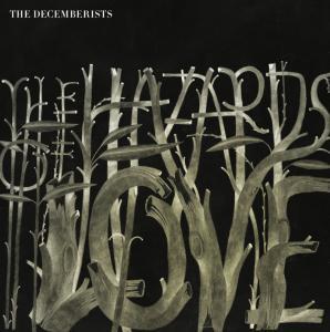 CD DECEMBERISTS - HAZARD OF LOVE