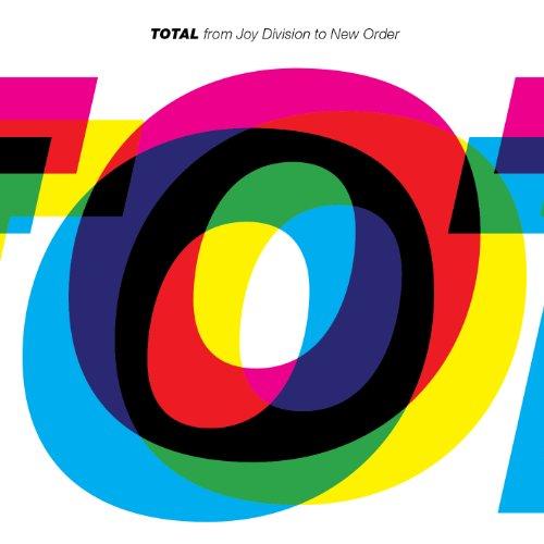 Joy Division - CD NEW ORDER / JOY DIVISION - TOTAL