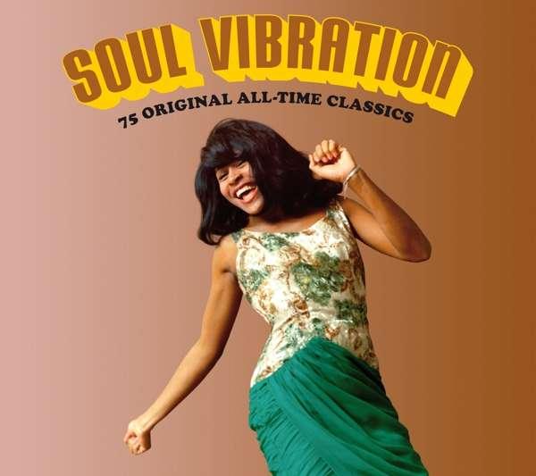 CD V/A - SOUL VIBRATION