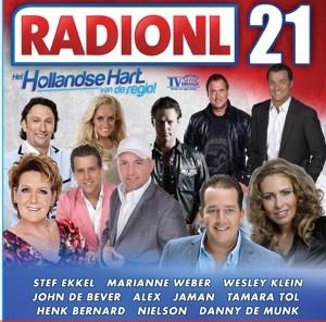 CD V/A - RADIO NL 21