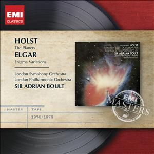 CD BOULT, ADRIAN SIR - ENIGMA VARIATIONS / THE PLANETS