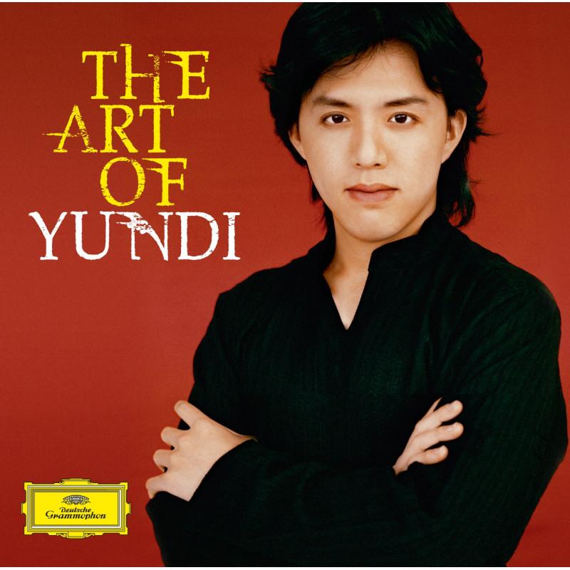 CD YUNDI LI - THE ART OF YUNDI