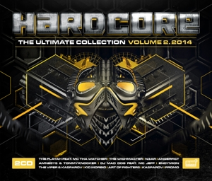 CD V/A - HARDCORE THE ULTIMATE COLLECTION VOLUME 2 2014