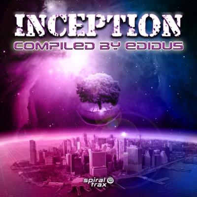 CD V/A - INCEPTION
