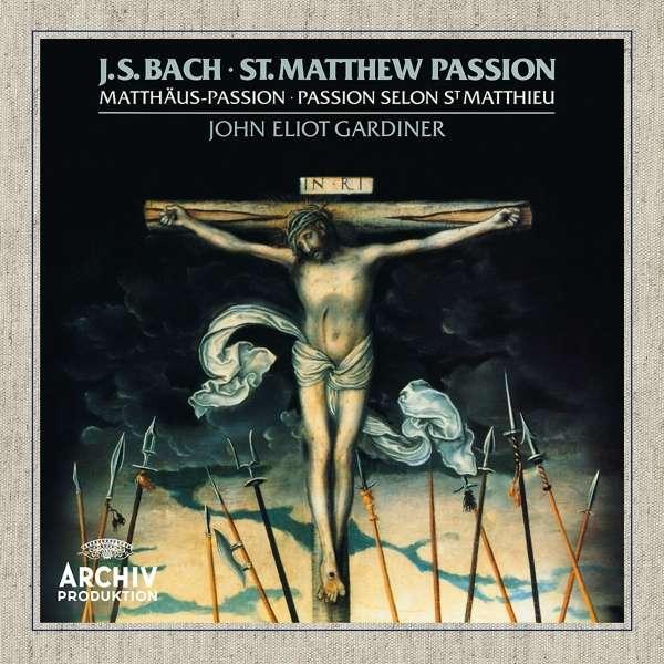 CD GARDINER, JOHN ELIOT - BACH: ST. MATTHEW PASSION