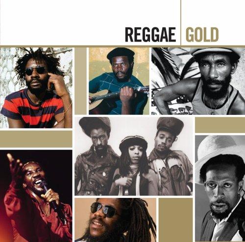 CD V/A - REGGAE GOLD