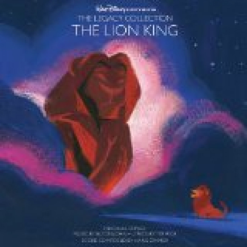 Soundtrack - CD The Legacy Collection: The Lion King