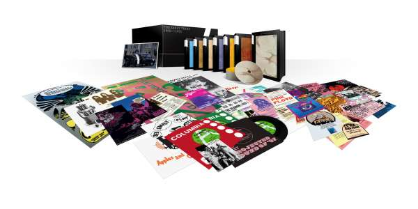 Pink Floyd - CD THE EARLY YEARS (12 CD+11 DVD+9 BLU-RAY+5 SINGLES 7') - LIMITED