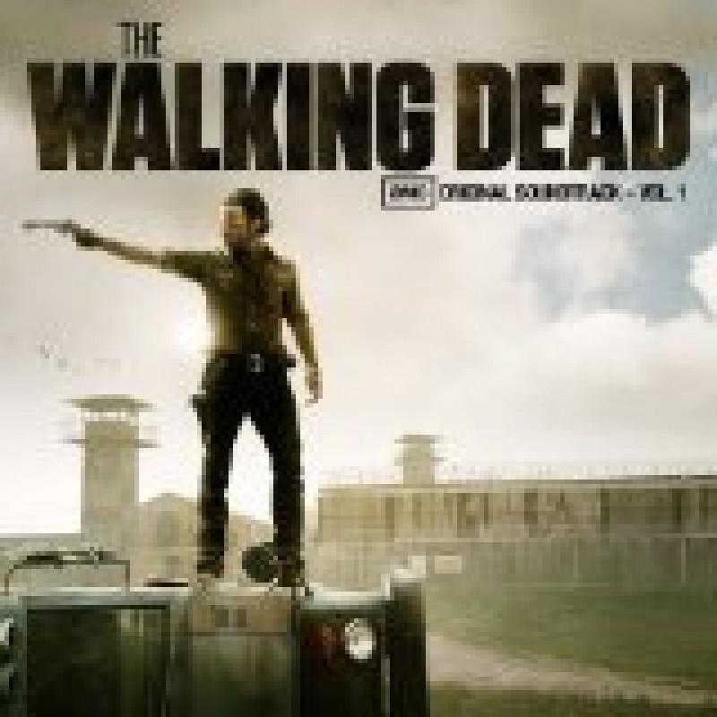 Soundtrack - CD THE WALKING DEAD - Živí mrtví SOUNDTRACK