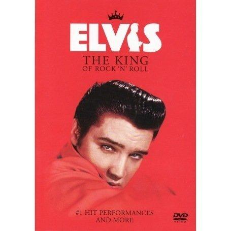 Elvis Presley - DVD KING OF ROCK & ROLL