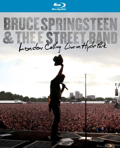 Blu-ray SPRINGSTEEN, BRUCE & THE E STREET BAND - London Calling: Live In Hyde P