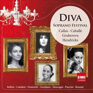 CD VARIOUS ARTISTS - DIVA: SOPRANO FESTIVAL