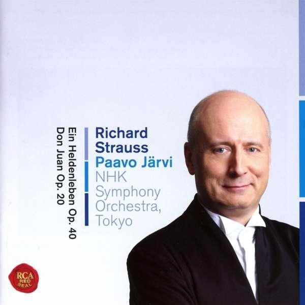 CD STRAUSS, R. - R. Strauss: Ein Heldenleben, O