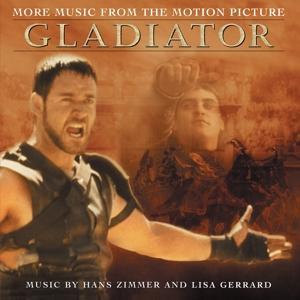 Soundtrack - CD GLADIATOR/MORE MUSIC