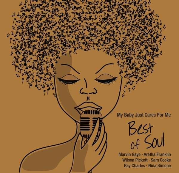 CD V/A - BEST OF SOUL