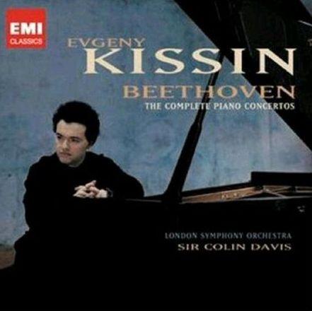 CD KISSIN, EVGENY - PIANO CONCERTOS NOS 1-5