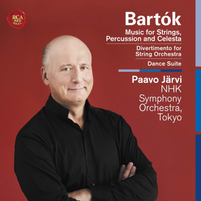 CD JARVI, PAAVO & NHK SYMPHO - Bartók: Music for Strings, Per