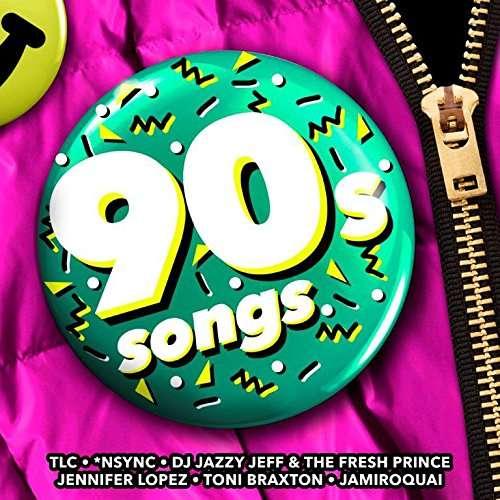CD V/A - 90S SONGS