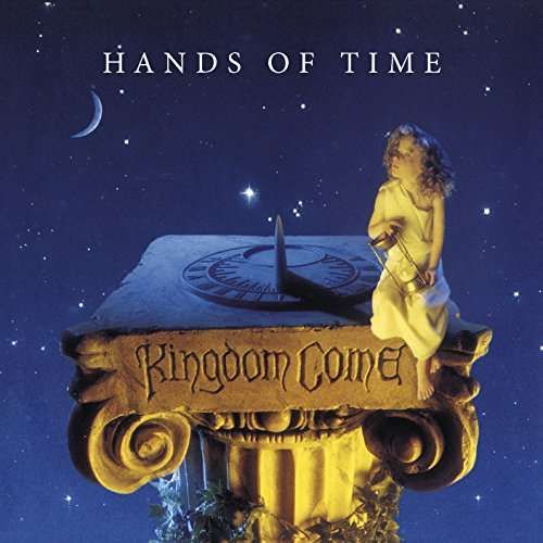 CD KINGDOM COME - HANDS OF TIME -11TR-