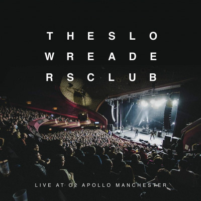 CD SLOW READERS CLUB, THE - LIVE AT THE APOLLO