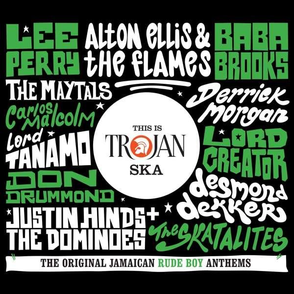 CD VARIOUS ARTISTS - THIS IS TROJAN SKA