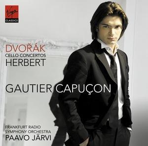CD GAUTIER/CAPUCON/PAAVO - CELLO CONCERTOS HERBERT