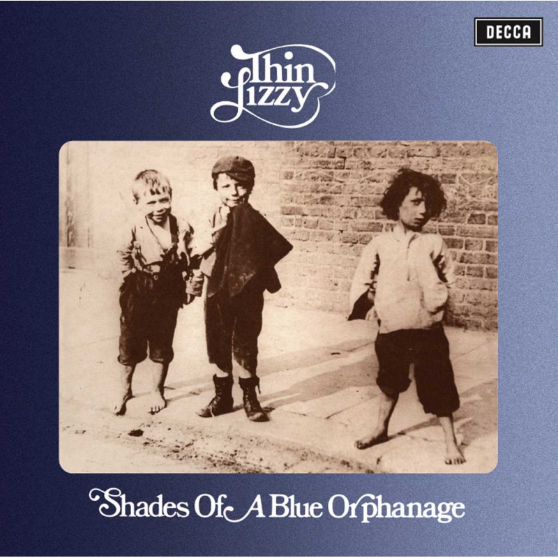 THIN LIZZY - Vinyl SHADES OF A BLUE ORPHANAGE
