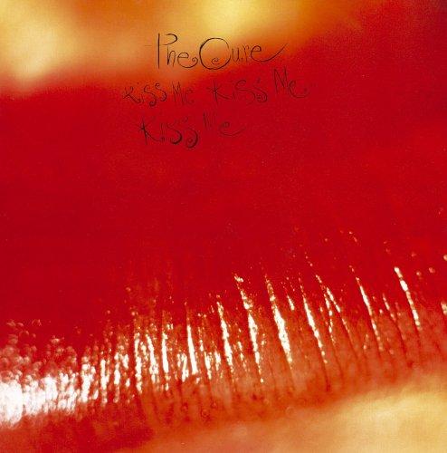 The Cure - CD KISS ME, KISS ME, -REMAST
