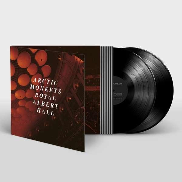 Arctic Monkeys - Vinyl Live At The Royal Albert Hall