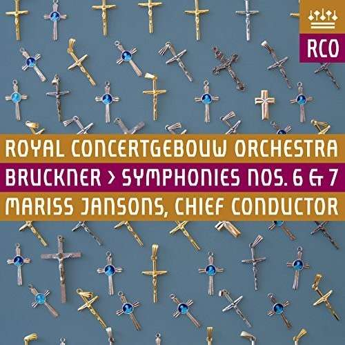 CD BRUCKNER, A. - SYMPHONIES NO.6 & 7