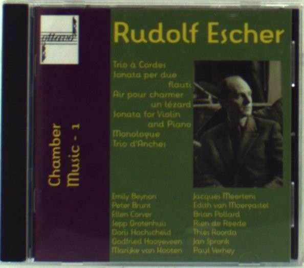 CD ESCHER, R. - CHAMBER MUSIC