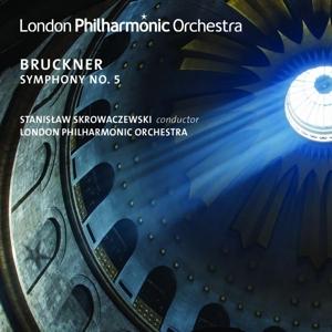 CD BRUCKNER, A. /SKROWACZEWS - SYMPHONY NO.5