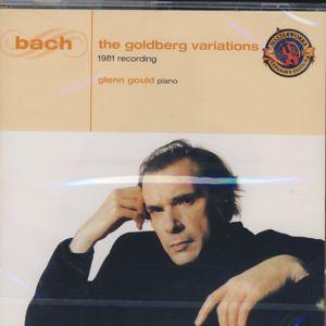 CD BACH, J.S. - Bach: Goldberg Variations, BWV