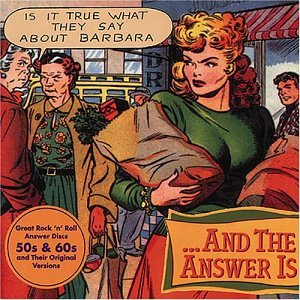 CD V/A - AND THE ANSWER IS VOL.2