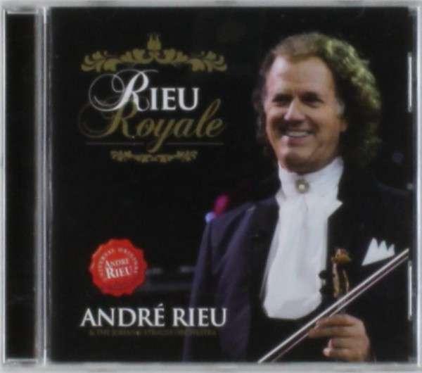 CD RIEU, ANDRE - RIEU ROYALE